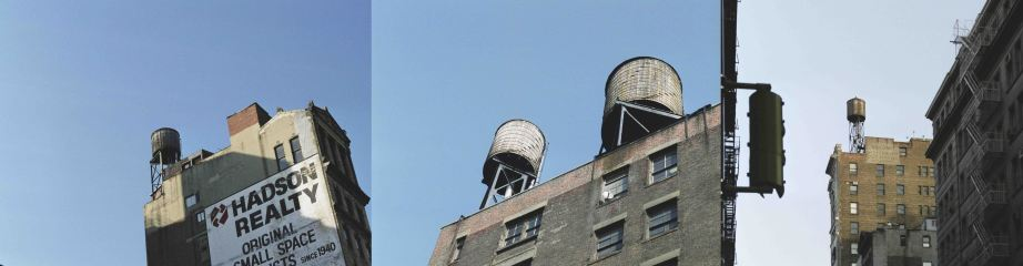 backlane, New York 2002