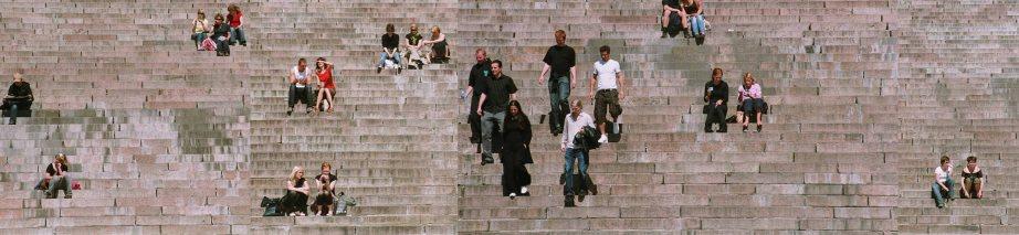 """""""die Treppe"""" Helsinki"""